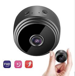 Мини IP Wi-Fi HD камера A9 Ночное видение