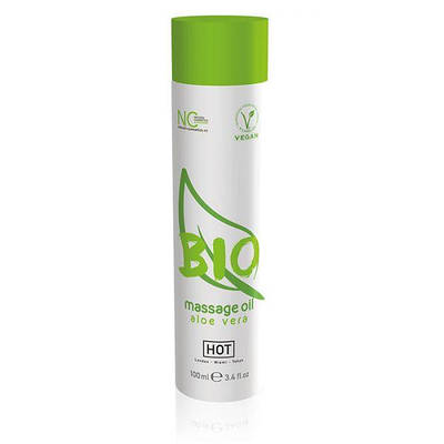 Массажное масло Bio massage oil Aloe Vera, 100 мл