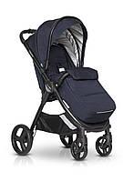 Детская прогулочная коляска EasyGo Canny Cosmic blue
