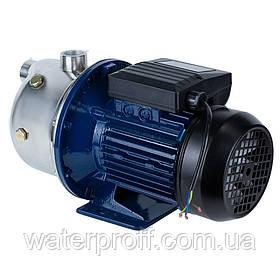 Насос відцентровий самовсмоктуючий 1.1 кВт Hmax 50м Qmax 60л/хв нерж Wetron (775054)