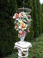Ваза для цветов -Cevik-Италия-Эксклюзив.