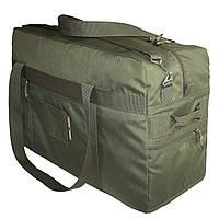 Тактическая крепкая сумка 75 Литров. Экспедиционный баул. Олива. ВСУ охота спорт туризм рыбалка.