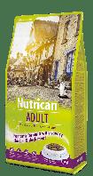 Сухой корм Nutrican Adult Cat для взрослых котов со вкусом курицы 10 кг