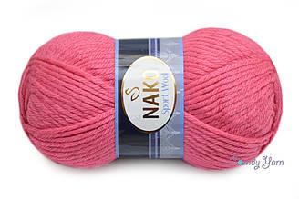 Nako Sport Wool, Розовый неон №1174