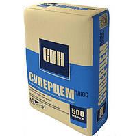 Цемент CRH Суперцем плюс М-500 50 кг