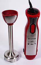Блендер электрический погружной Satori SB-1220-SB, фото 2