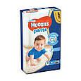 Підгузки-трусики Huggies Pants для хлопчиків 3 (6-11кг), 44шт, фото 2