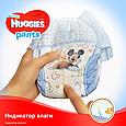 Підгузки-трусики Huggies Pants для хлопчиків 3 (6-11кг), 44шт, фото 7