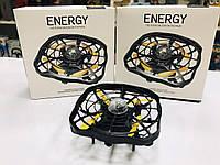 Квадрокоптер ENERGY UFO, карманный дрон с управлением жестами руки, детский квадрокоптер в виде тарелки