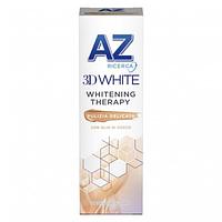 Зубная паста AZ 3D Whitening Therapy Con Olio di Cocco отбеливающая с кокосовым маслом, 75 мл