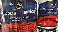 Лак прозорий поліуретановий напівмат для дерева ZETAGI 25л. + затверджувач 12.5л