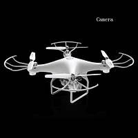 Квадрокоптер AG-07DW (4шт) р/у2,4G,аккум,37см,камера,свет,зап.лоп,Wi-Fi,USBзар,в кор-ке,41-24-13,5см