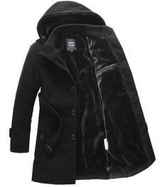 Мужское весеннее пальто. Модель 007