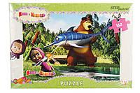 Пазлы Маша и Медведь, 160 элементов