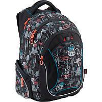 """Рюкзак для старшої школи м'який """"take; n; Go"""", Кайт (K18-805L), фото 1"""