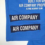 Летний костюм для мальчика Pelin Kids Синий р. 104, 110, 116, фото 3