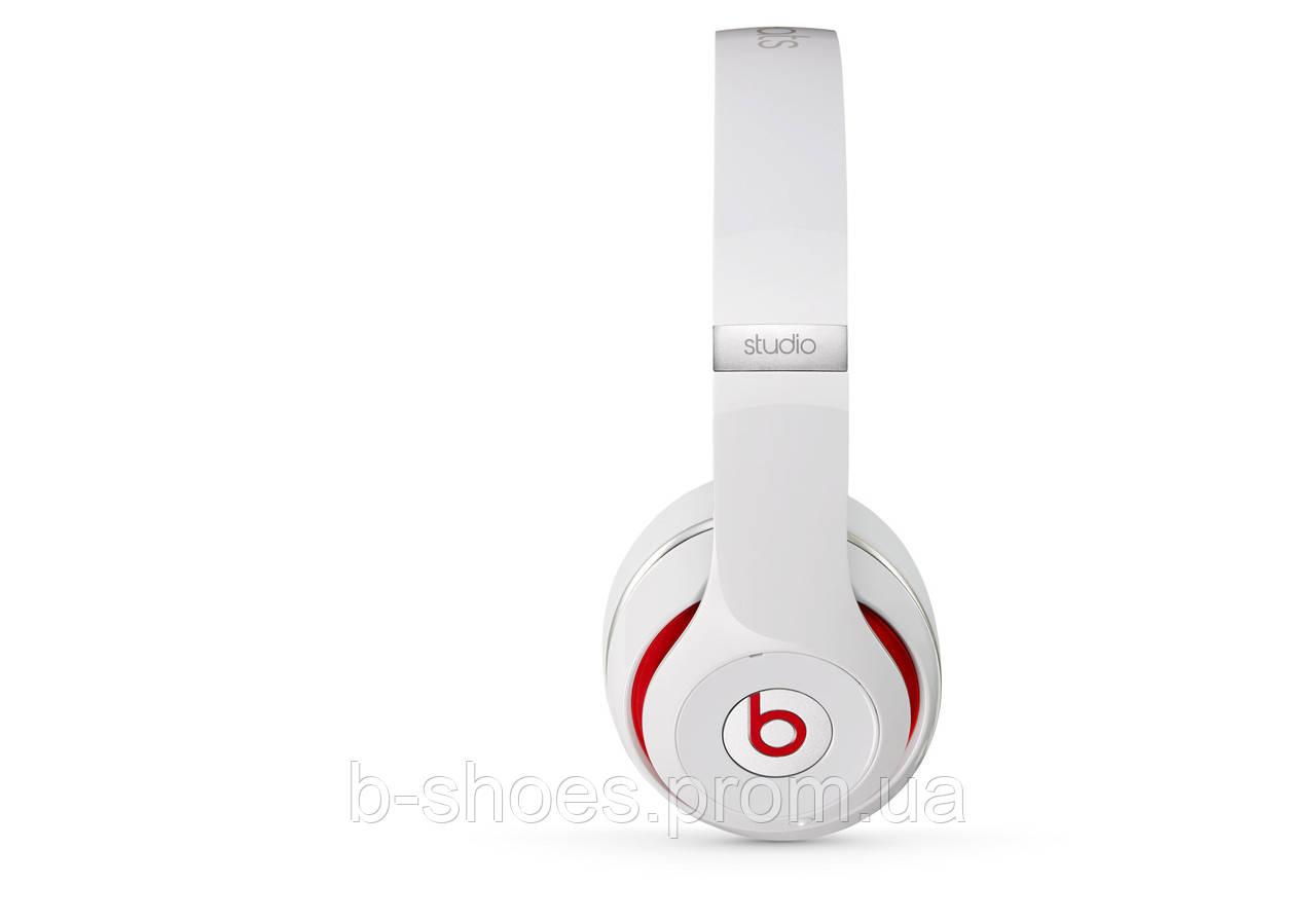 Наушники Beats Studio New Wireless White