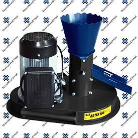 Гранулятор кормов Rotex - 100 (Рабочая часть без станины и привода)