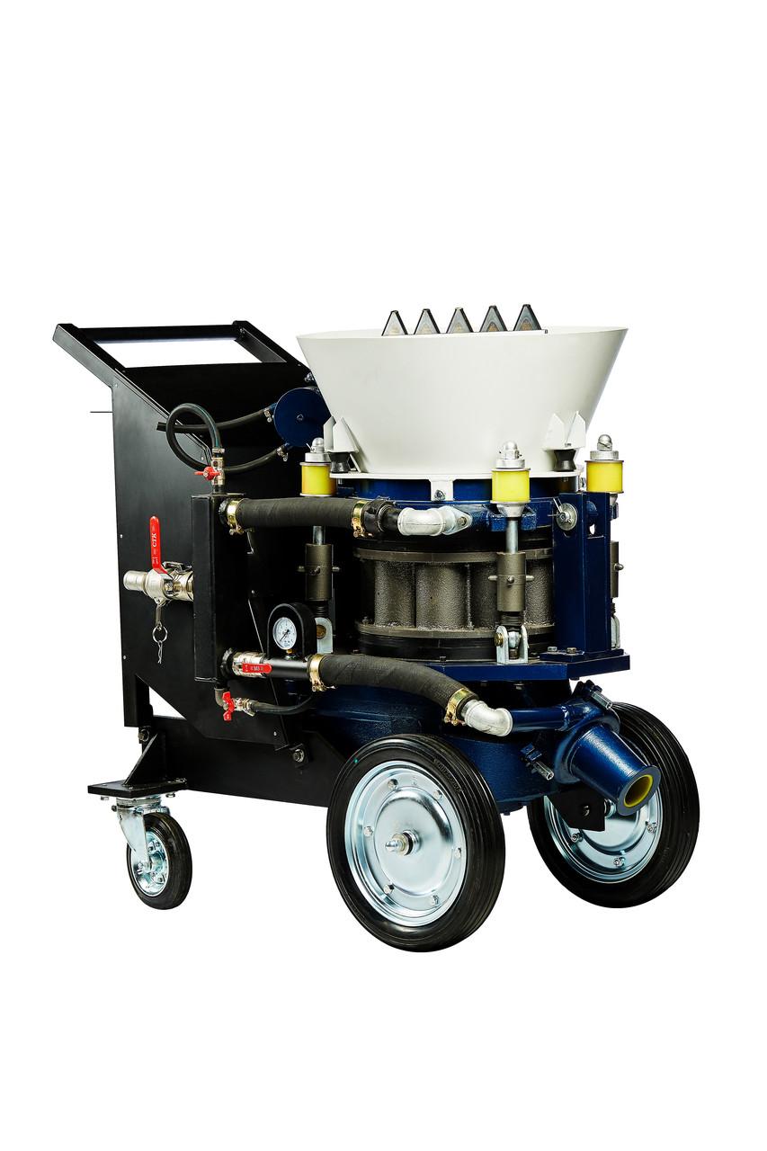 Торкрет установка АС-3 П Варіо, Пневмодвигун 12 кВт