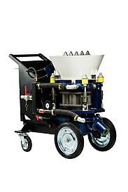 Торкрет установка АС-3 П Варио, Пневмодвигатель 12 кВт