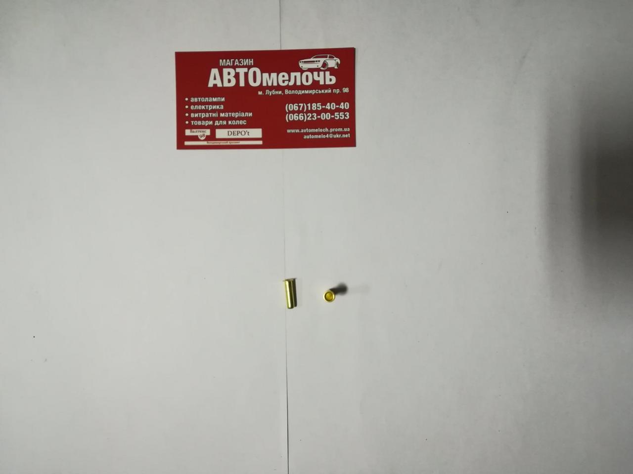 Трубка распорная под трубку пластиковую D=6 мм. пр-во Турция