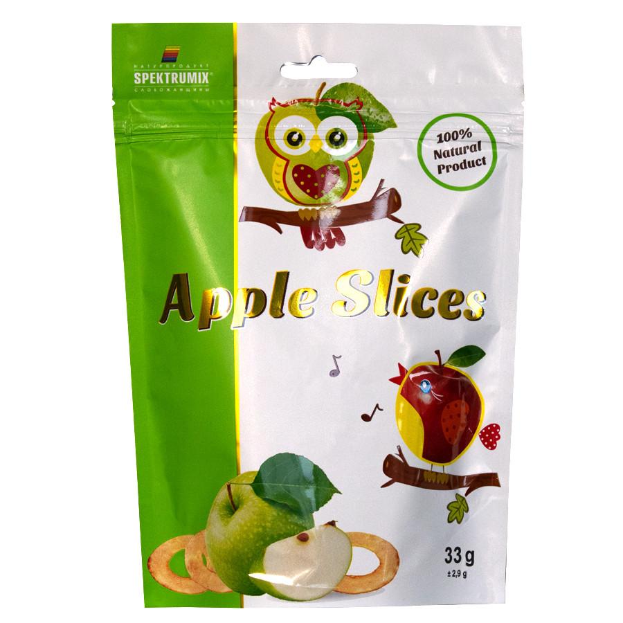 Слайсы яблочные сушеные Apple Slices, 33г
