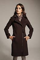 Женское кашемировое пальто на зиму Z-39 средней длины