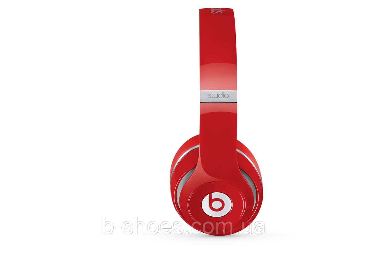 Наушники Beats Studio New Wireless Red