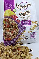Кранчі Vitanella Crunchy chrupiace musli owocowe 350гр (Польща)