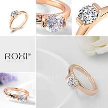 Нежное кольцо Roxi с кристаллом