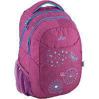 """Рюкзак для старшої школи м'який """"take; n; Go"""", Кайт (K18-808L-2), фото 1"""