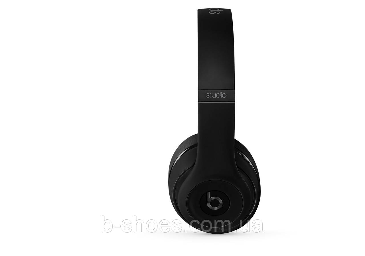 Наушники Beats Studio New Wireless Black MATTE