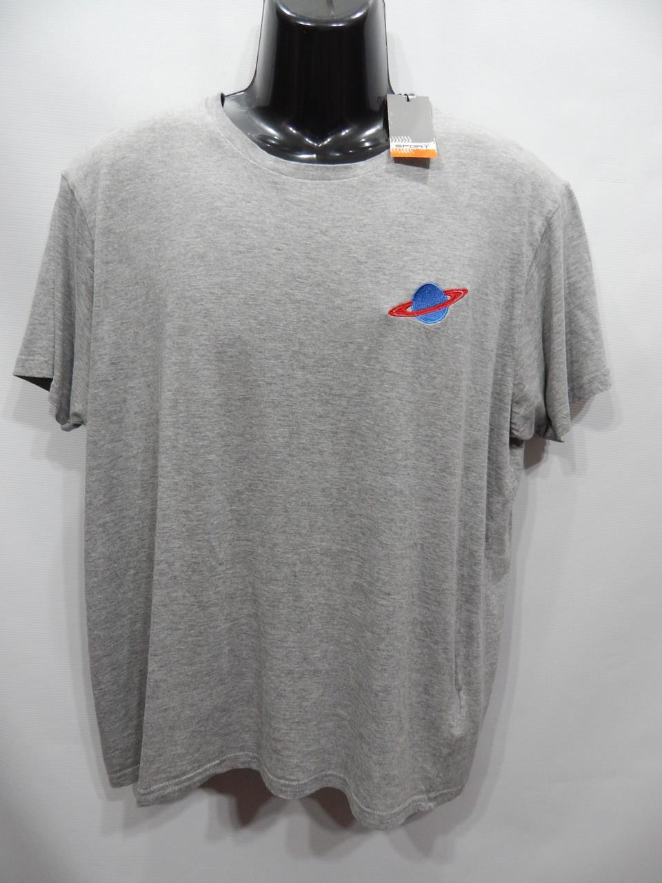 Мужская футболка Brave Soul р.52 250мф