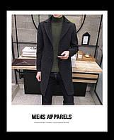 Мужское пальто. Модель 61539, фото 9