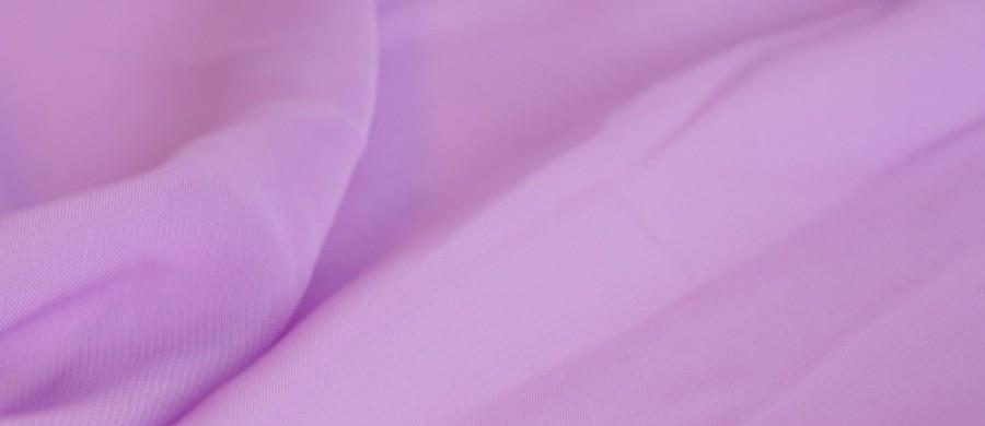 Тканина шифон купити оптом і в роздіб (Ткань шифон купить оптом и в розницу) Бузковий TSH-0025