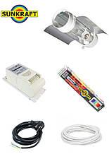 Комплект освещения Sunkraft ДНАТ 400W с CoolTube