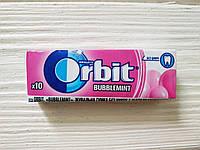 Жевательная резинка Orbit 14гр Bubblemint