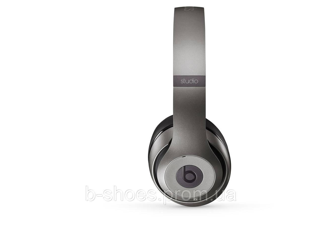 Наушники Beats Studio New Wireless Titanium