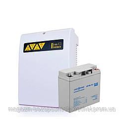 Двухдиапазонный ББП Full Energy + LogicPower 12-48В 8А v.2