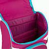 Ранець ортопедичний для дівчинки GoPack Little princess рожевий 5001S-3, фото 9
