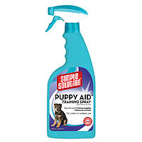 Simple Solution (Симпл Солюшен) Puppy Aid Training Spray Средство для приучения щенков к туалету 480 мл