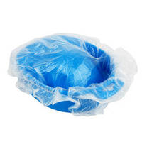 Чехлы для маникюрных ванночек на резинке одноразовые Тимпа 50шт