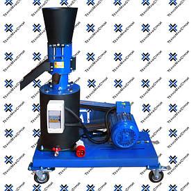 Грaнулятор МГК-150 с бензиновым двигaтелем 16 л.с. (редукторный)