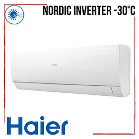 Кондиционер Haier Nordic AS25S2SN1FA-NR /1U25S2SQ1FA-NR Inverter -30°С инверторный А+++ до 25 м2