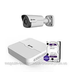 IP комплект видеонаблюдения ZetPro IP-4M-1OUT-Lite
