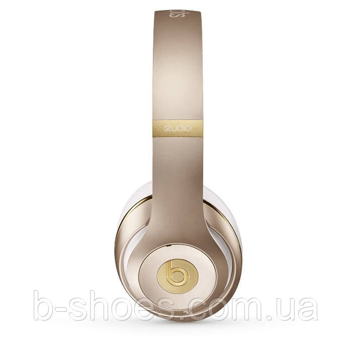 Наушники Beats Studio New Wireless CHAMPAGNE