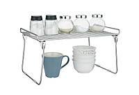 Полка Lemax для хранения на кухне, нерж.сталь (YJ-G-3363), фото 1