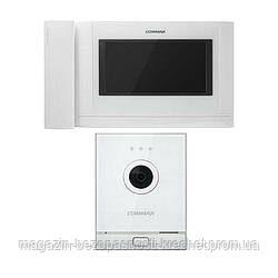Комплект домофона  Commax CDV-704MHA и Commax DRC-41M White