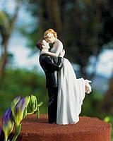 Фигурки на свадебный торт в романтическом стиле