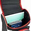 Ранец ортопедический для мальчика GoPack с гоночной машинкой 5001S-14, фото 3